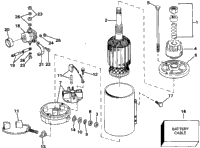 ELECTRIC STARTER & SOLENOID