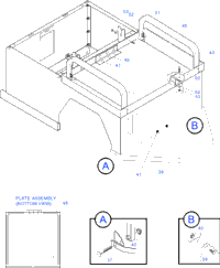 Body - Bed Frame