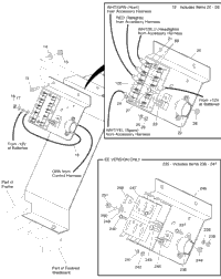 36V Diagram Access Harness