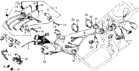 WIRE HARNESS / HORN / IGNITION COIL