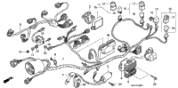 WIRE HARNESS (RR.)