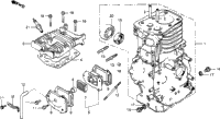 CYLINDER HEAD / BARREL