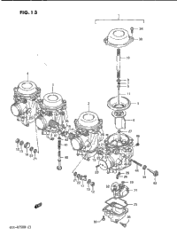 CARBURETOR (CALIFORNIA ONLY)