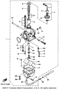 preview 1986 yamaha moto 4 (yfm225s) oem parts, babbitts yamaha partshouse yamaha moto 4 225 wiring diagram at n-0.co