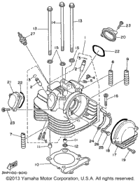 2000 yamaha warrior 350 wiring diagram yamaha warrior engine diagram wiring diagrams table  yamaha warrior engine diagram wiring