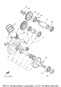 yamaha blaster wiring diagram for ignition 2000 yamaha blaster (yfs200m) oem parts, babbitts yamaha ... yamaha blaster engine diagram
