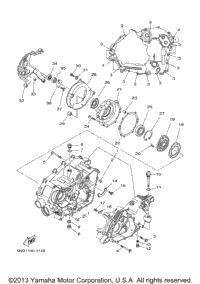 2004 yamaha kodiak 400 4x4 yfm4fas oem parts babbitts ktm engine diagram