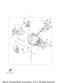 Throttle Body Assy 1