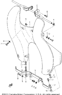 Leg Shield (Alternate Parts)