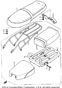 Seat - Carrier