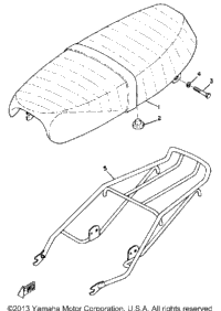 Seat & Carrier