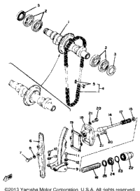 Camshaft Chain Tensioner