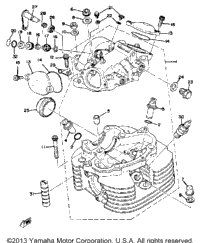 Cylinder Head - Cylinder Head Cover