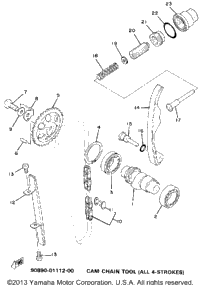 Camshaft-Chain Tensioner