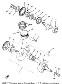 Crankshaft -Piston