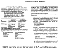 Warranty Information Pg 1