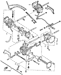 Carburetor(For California Models Only)