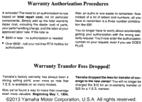 Audio Warranty Service Pg 4