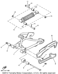 Rear Arm - Suspension