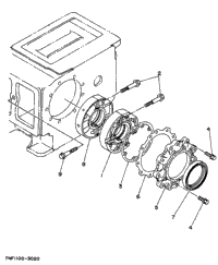 Main Bearing Case
