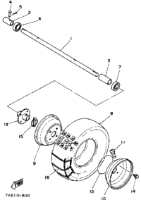 Wheel Suspension 1