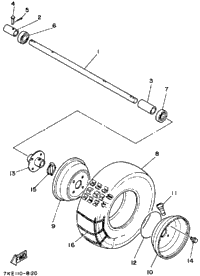 Wheel Suspension