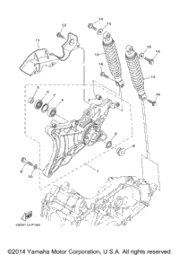 Rear Arm Suspension