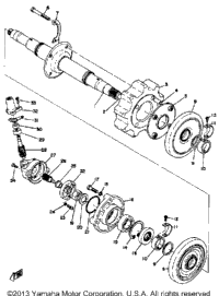 Front Axle