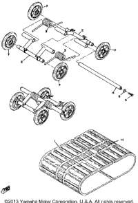 Track & Suspension Wheel