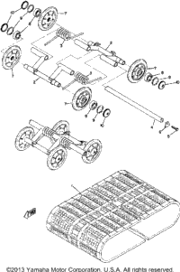 Track - Suspension Wheel