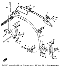 Steering Gate Sl292 - B