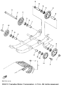 Track Suspension 1