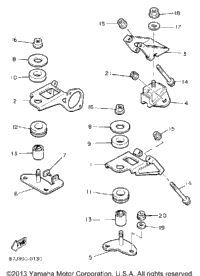 Engine Bracket