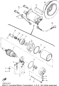 Starting Motor (8Bb1, 8Bp1)