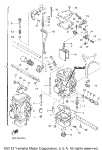 Carburetor 2 Id No 8Ca 02