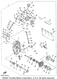 Alternate Reverse Gear Kit