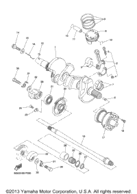 Crankshaft Piston