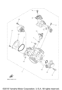 Throttle Body Assy