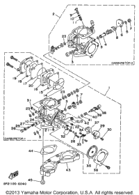 yamaha waverunner engine diagram polaris engine diagram