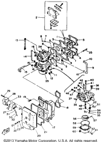 Intake Carburetor